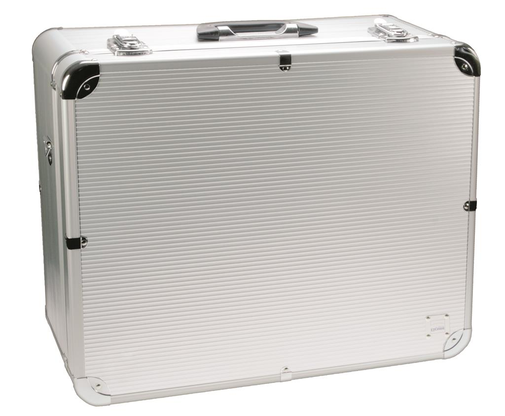 Aluminum Photo Case Silver 50