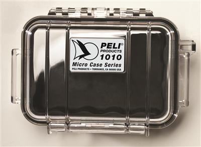 Micro Case 1010 schwarz/transparent