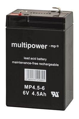 PBQ Battery 6V 4,5Ah for Game Cams & Feeder