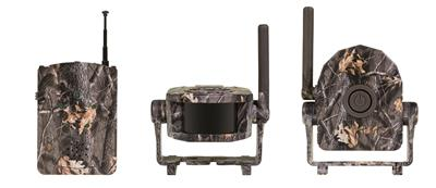 Game Motion Detector Kit HA-150 camouflage
