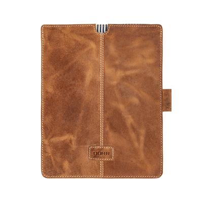Kapstadt Leather Tablet Sleeve small cognac