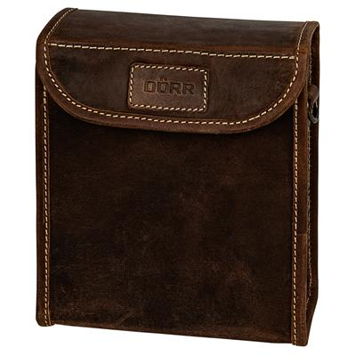 Kapstadt Leather Binoc. Case  small vintage brown