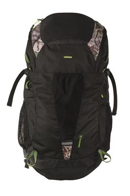 Backpack Hunter Pro 32 black/camouflage