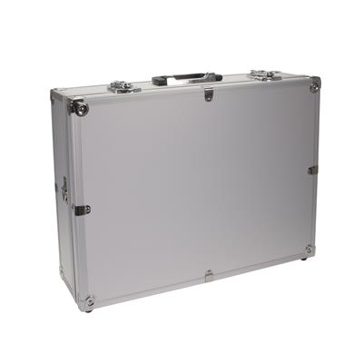 Aluminum Case 1 silver with Foam