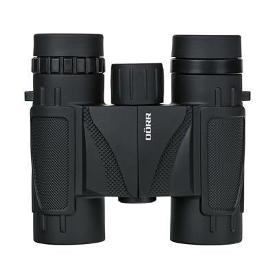 Pocket Binoculars Rain Forest II 10x25 black