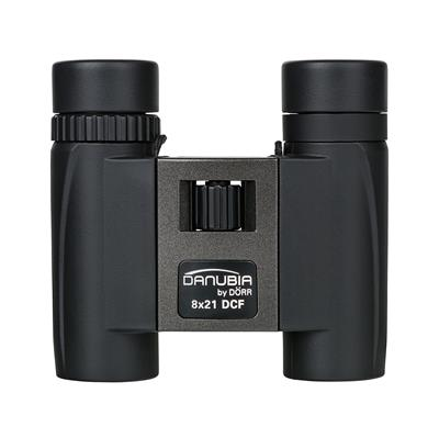 Pocket binocular-40 8x21 black/metallic grey