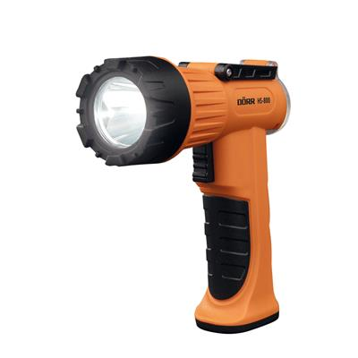 Portable LED Spotlight HS-800 orange